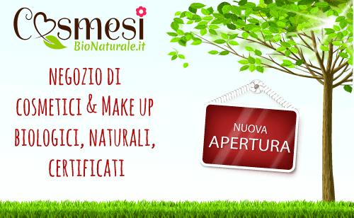 negozio online cosmesi bio naturale