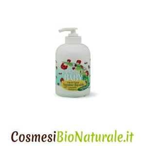 Pilogen Bio Bio Baby sapone liquido camomilla