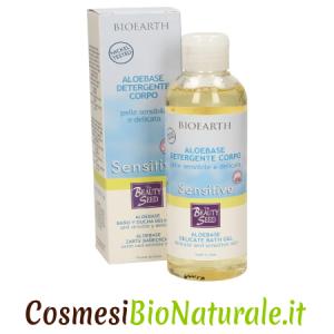 Bioearth Detergente Corpo Aloe Vera bio