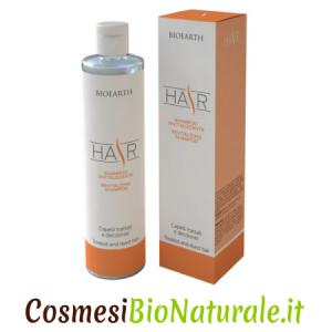Bioearth shampoo rivitalizzante capelli trattati