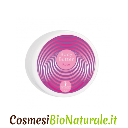 Bioturm Body Butter Rose