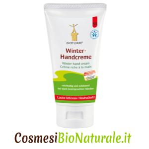Bioturm crema mani inverno ecobio
