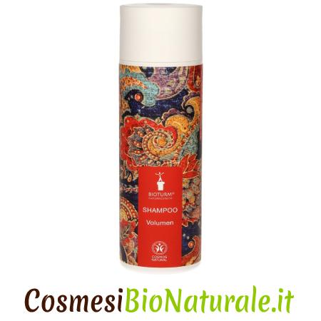 Bioturm shampoo volume per capelli fini