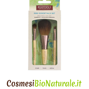 Ecotools Mini Essentials Set pennelli