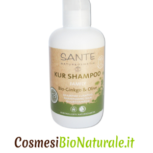 Sante Shampoo Ginko & Olive 200 ml