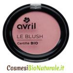 Avril Blush Fard Rosa Nacrè Perlato