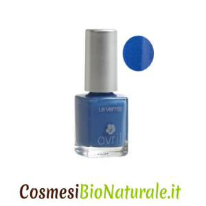 avril smalto blu azur irise n.73