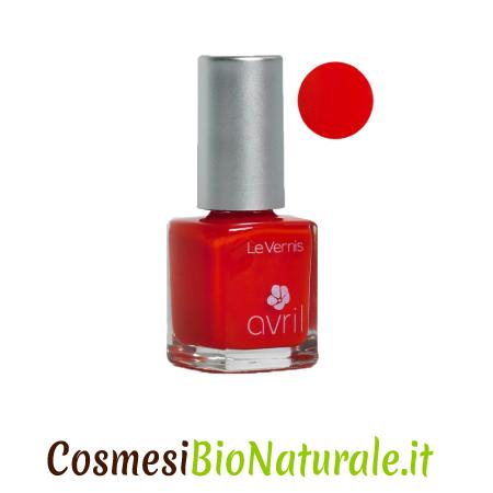 Avril smalto rosso coquelicot n.40