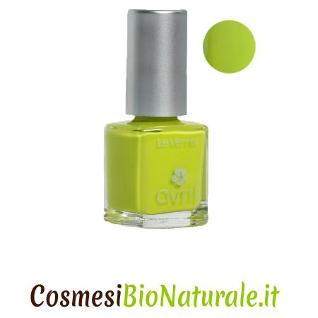 Avril smalto verde pistache pistacchio n.37