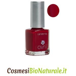 Avril smalto rosso rouge opera n.19