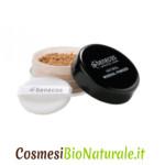 Benecos Fondotinta Mineral Powder Golden Hazelnut