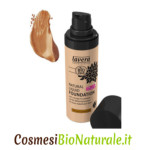 Lavera fondotinta liquido natural liquid foundation 06 almond caramel
