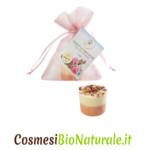 Ecoworld cupcake da bagno rosa