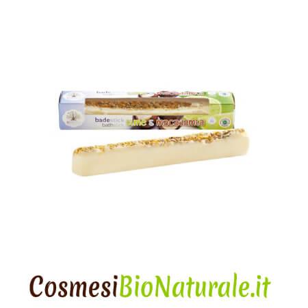 ecoworld stick da bagno lime & macadamia
