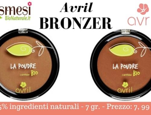 Avril: Consigli e Review Bronzer