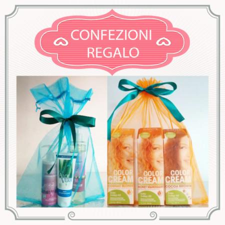 confezione regalo cosmesi bio naturale