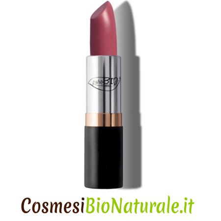 purobio rossetto lipstick 02 pesca rosata acquista online