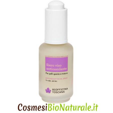 Biofficina Toscana Siero Viso Antiossidante