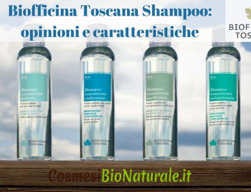 BIOFFICINA TOSCANA SHAMPOO: OPINIONI E CARATTERISTICHE
